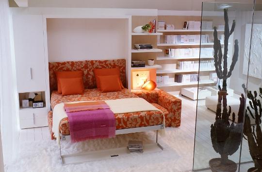 7 platzsparende Ideen für Ihr kleines Schlafzimmer
