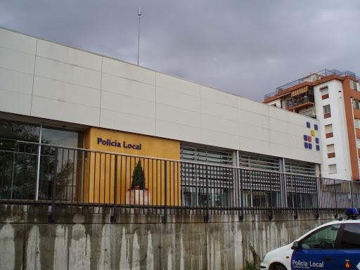 Policia Local de Sitges, Carrer Samuel Barrachina, 0, 08870 Sitges, Barcelona, España, Comisaría de policía   Cataluña