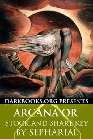 Cover of Sepharial's Book Arcana or Stock And Share Key