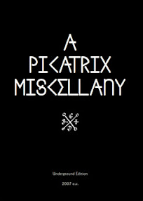 Cover of Anonymous's Book A Picatrix Miscellany
