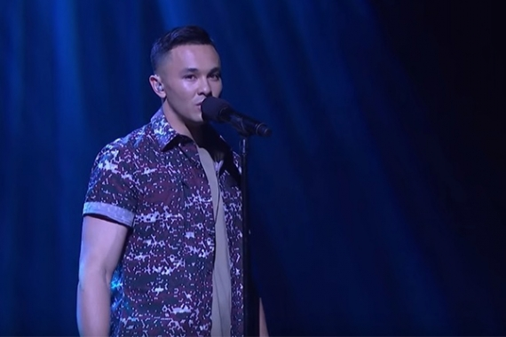 Image of Filipino-Australian Singer Cyrus Villanueva Enters the X Factor Australia Grand Finals