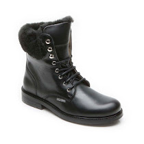 Step2wo Moscow - Lace Boot BOOT