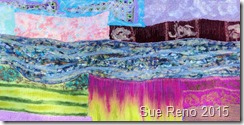 In Dreams I Learned to Swim, by Sue Reno, Work in Progress, Image 6