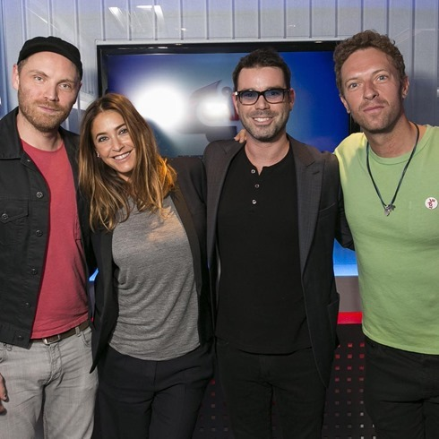 Capital FM coldplay