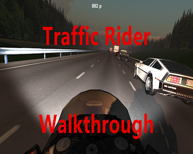 Guide for Traffic Ride New Pro - screenshot