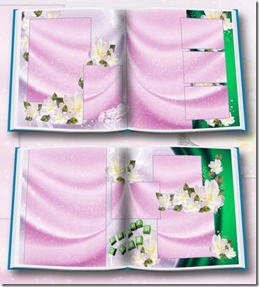 photobook templates 3-4