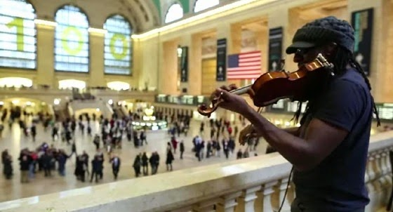 Boyd Tinsley - Grand Central Station