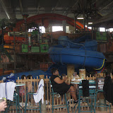 Having fun at Kalahari Water Park in OH 02192012x