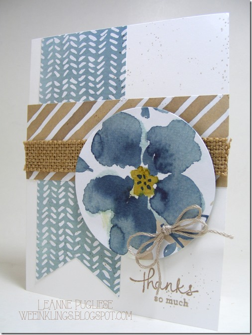 LeAnne Pugliese WeeInklings Endless Thanks Stampin Up-001