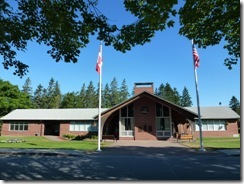 Visitor Center at Campobello International Park