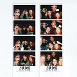 photobooth with famous YouTubers in Toronto, Ontario, Canada