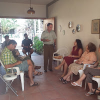 Reunión Vecinos Plaza Guillermo Franke y MICC Carbineros