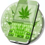 Ganja Keyboard Theme 1.224.1.82 Apk