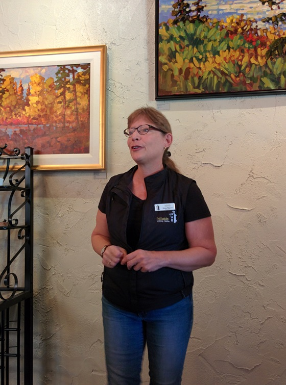 Hillside Winemaker Kathy Malone introduces her Old Vines wines