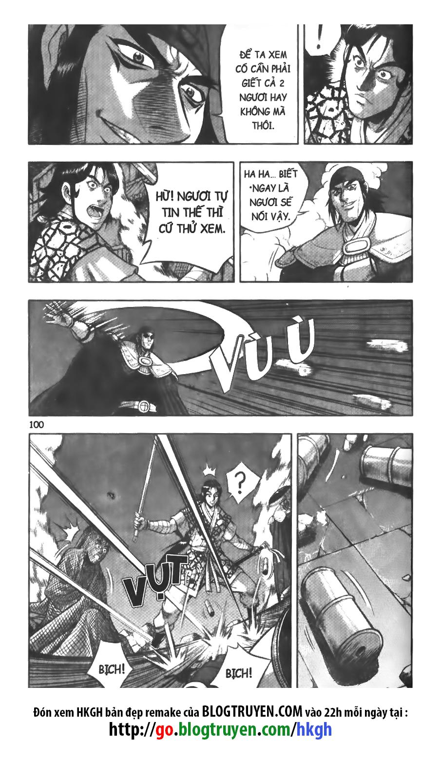 xem truyen moi - Hiệp Khách Giang Hồ Vol48 - Chap 336 - Remake