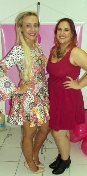Pink Perfumaria_bonsucesso_Workshop_blogueiras_bloggers_Skafe_luanda_barbie_vestida de rosa