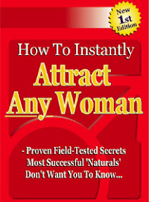 Cover of Simon Heong's Book How To Instantly Attract Any Woman