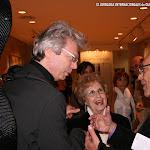 Thomas Kirchhoff con Rosa Gil y Juan Grecos, Presidente de Amigos de la Guitarra