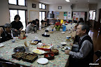 Every Sunday my church in Japan would make food. Awesome!