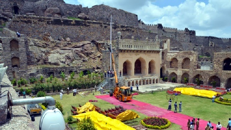 India: 900 year old Golconda Fort opens doors to renovation plan
