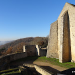 Château de la Madeleine : donjon