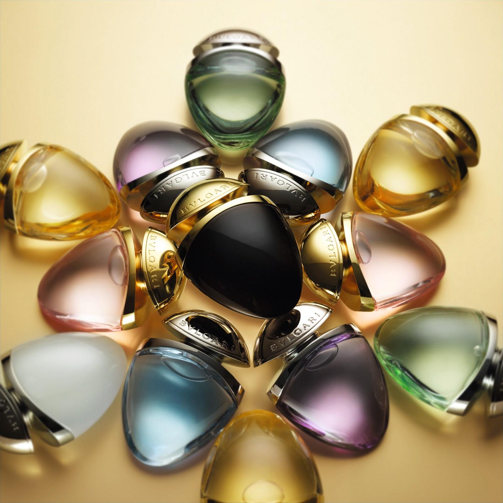 Each charm represents Bvlgari