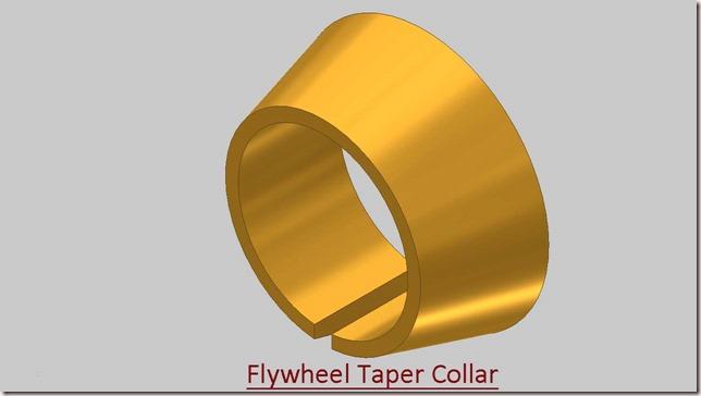Flywheel Taper Collar