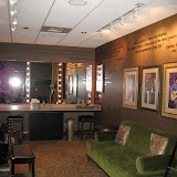 A dressing room in the Grand Ole Opry in Nashville TN 09032011a