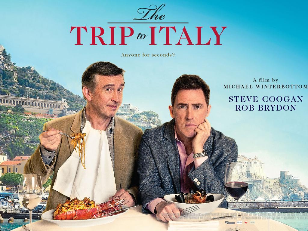 Ταξίδι στην Ιταλία (The Trip to Italy) Wallpaper