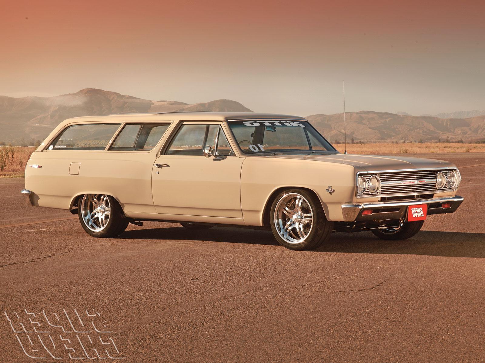 1965 Chevelle Sport Wagon