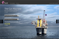 Statoil - The Gas Machine