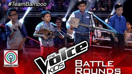 The Voice Kids PH 2 romeo altair emman sandy