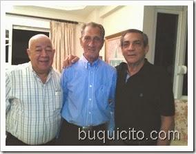 Miguelito, Hector y Edward