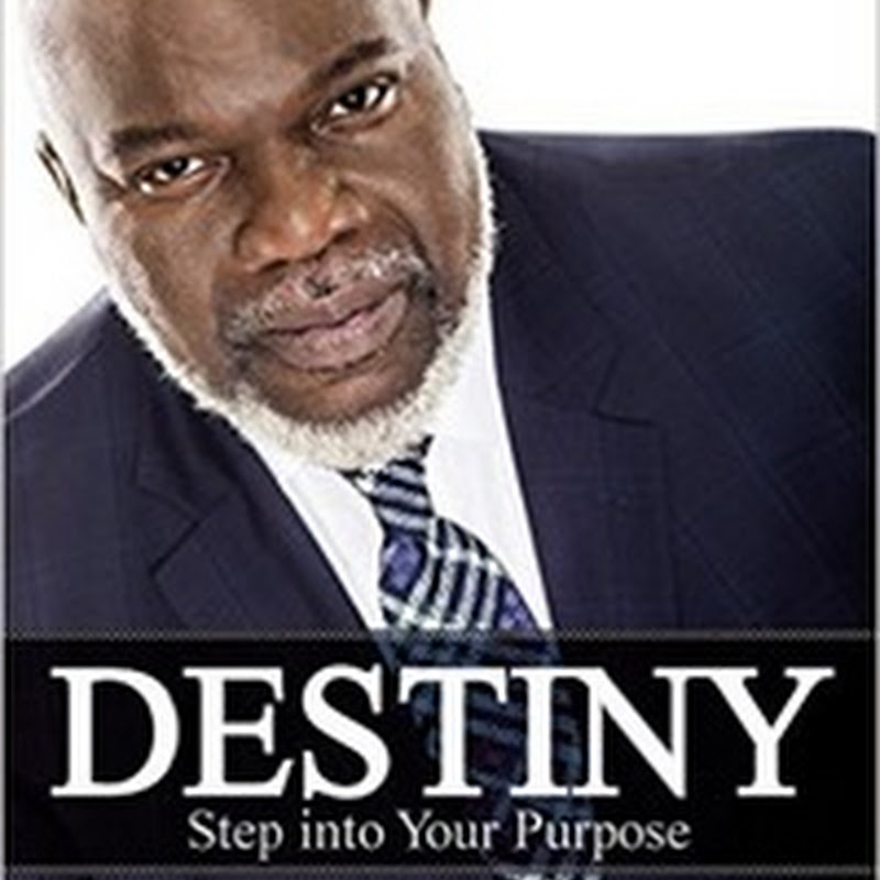 T.D. Jakes On The Importance of Perseverance In The Pursuit Of Your Purpose