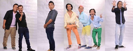 Its Showtime FUNNY ONE Final Four - Crazy Duo, Gibis Alejandrino, No Direction, Ryan Rems Sarita