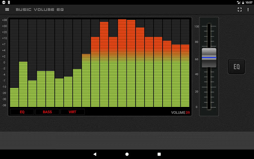 Music Volume EQ - Sound Bass Booster & Equalizer screenshot 9