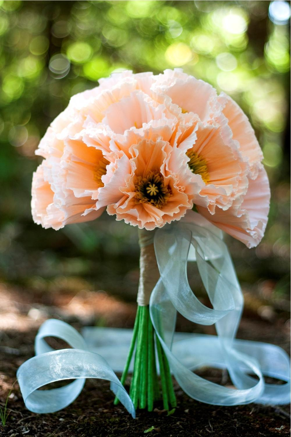 CLASSIC paper flower wedding