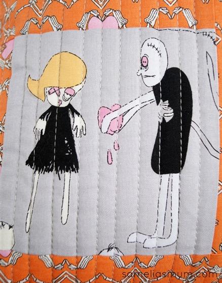 Zombie Love - Heart