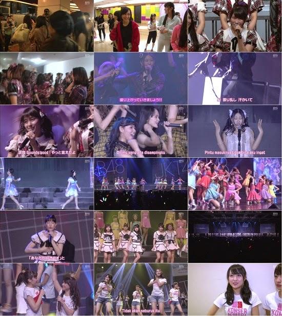 (TV-Music)(1080i) AKB48がジャカルタにやって来た!AKB48 and JKT48 CONCERT TOGETHER 150328