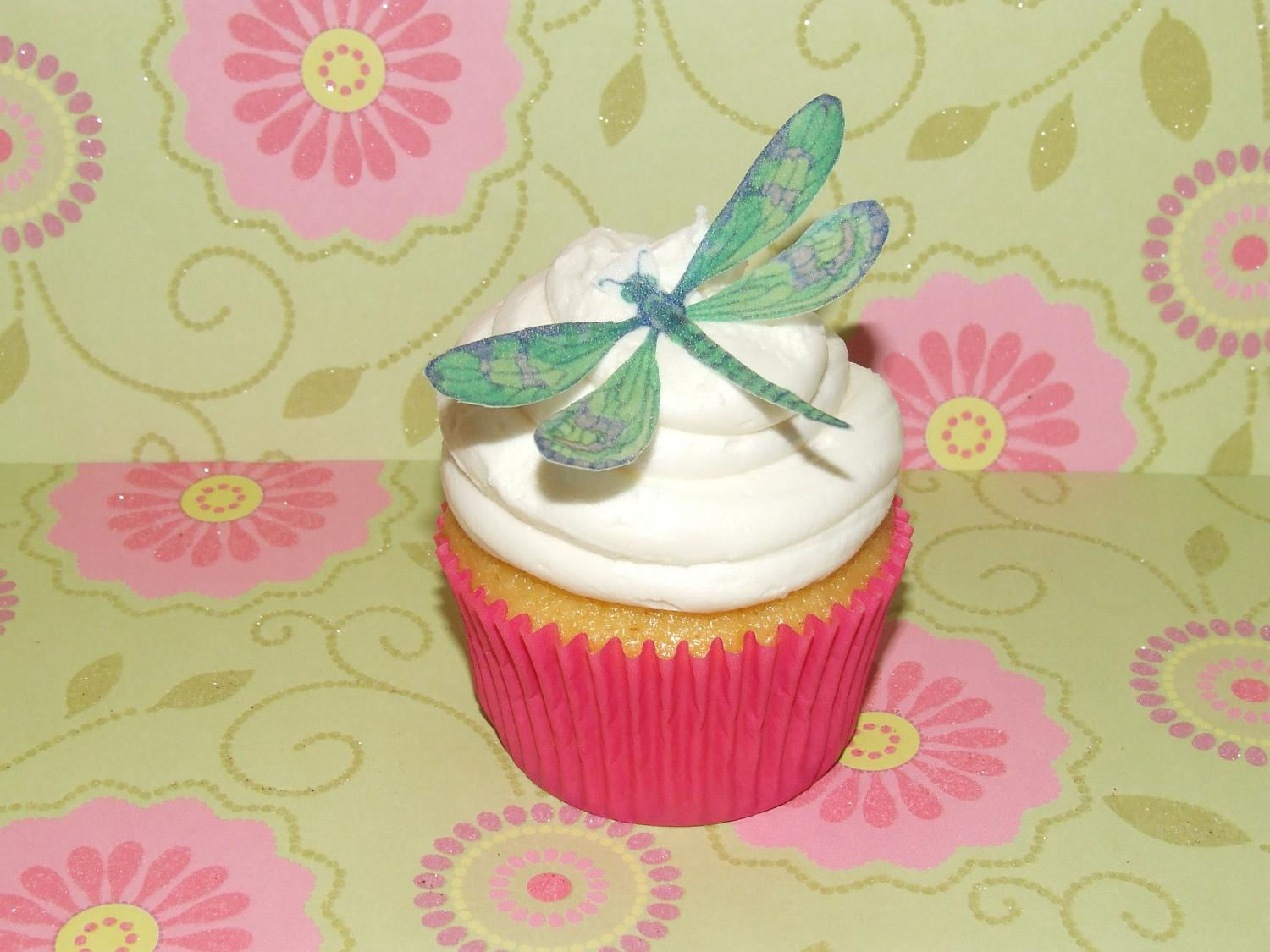 Edible Dragonflies - Green