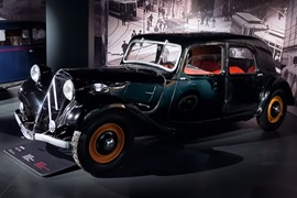 Citroen Traction 11 A 1934