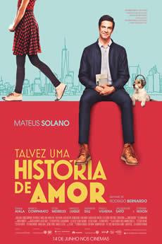 Baixar Filme Talvez uma História de Amor (2018) Dublado Torrent Grátis