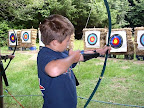 Archery was one of our favorite acivities
