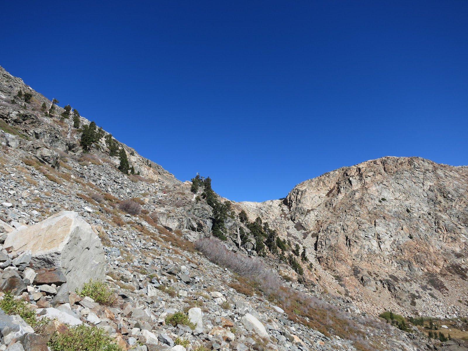 Rockbound Pass