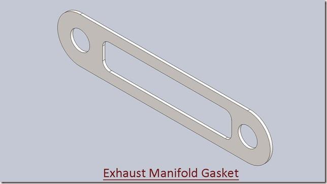 Exhaust Manifold Gasket