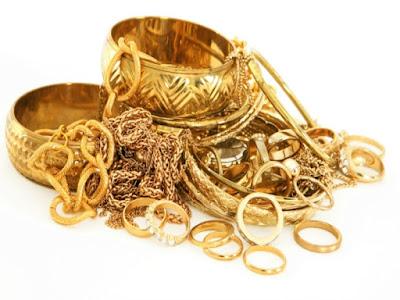 jenis emas dan kandungannya