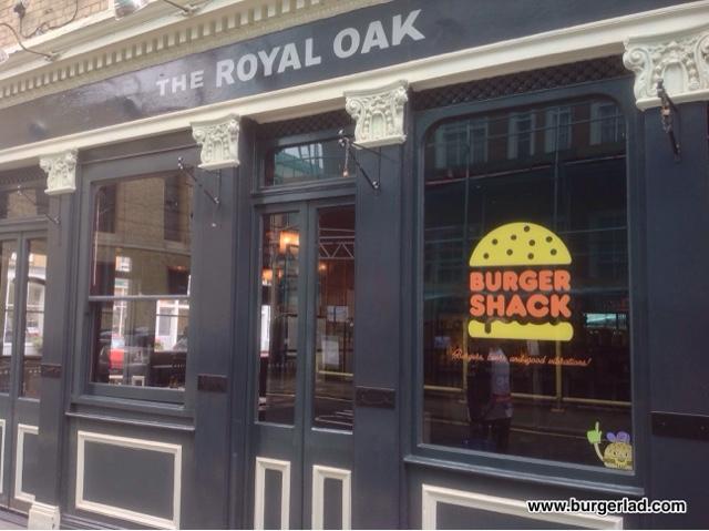 Burgershack (The Posh One)