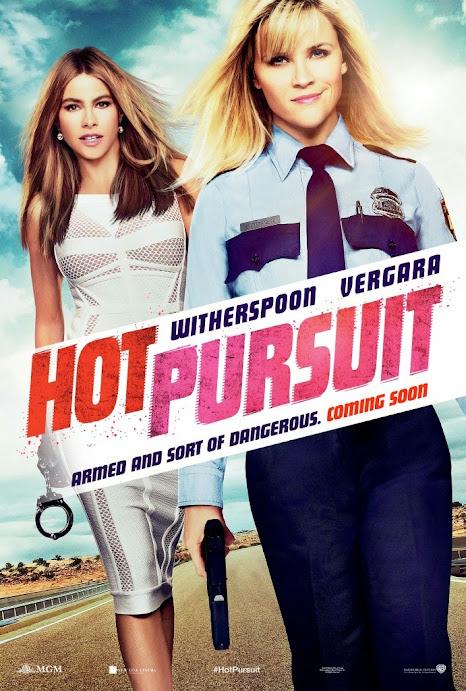 Καυτή Καταδίωξη (Hot Pursuit) Poster