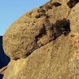 Some Visitors Even Rock Climb - Montserrat, Spain