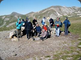 9 Coll de la Marrana 2530m